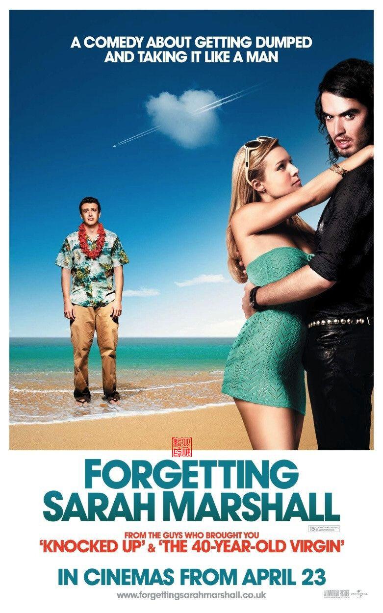 《忘掉莎拉·马歇尔》(Forgetting Sarah Marshall):失恋之路=崛起之路 - 火神纪 - 低低调地绽放