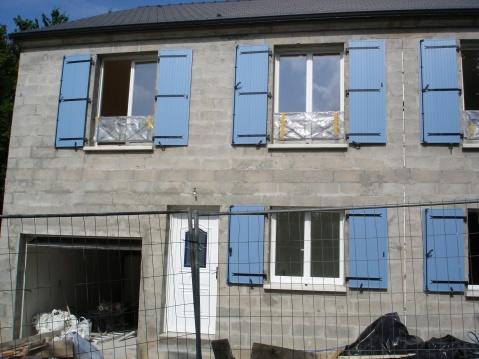法国民居别墅的建造(三十) 法国别墅的外墙防水和装饰 - pfspfs666.popo - 反三的博客