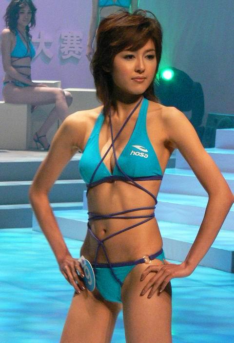 镜头记事——中日韩亚洲超级模特大赛总决赛(第一场) - 林德荣 - 林德荣证券股票分析博客