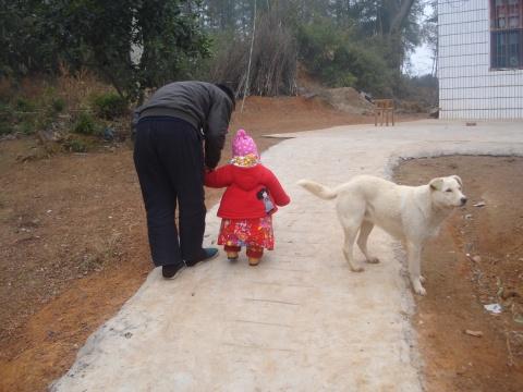 童一湖北行第八天 - 童一 -  童一的世界 童一的梦想