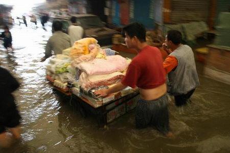 叶匡政:汶川震后的十大极端、怪异气象 - 漂泊的云 - 漂泊的云的博客
