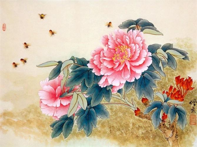 国画 - 云水风度 - liujianping72 的博客