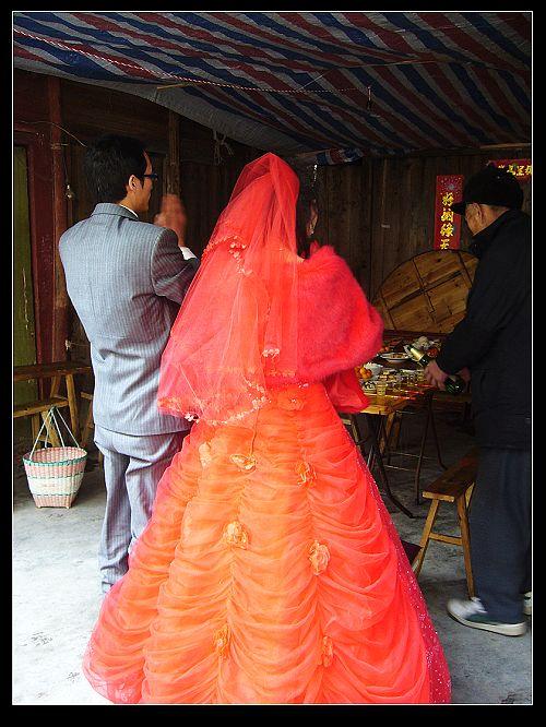 小镇婚礼(1) - 酥小小 - herb的旅途