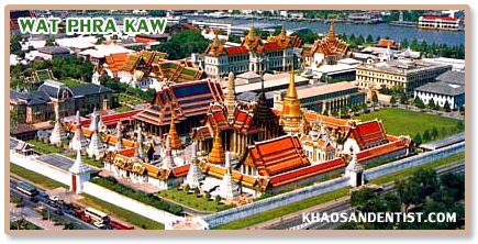 【原创】畅游东南亚(三):曼谷~大皇宫~玉佛寺 - taozi - 当明天成为昨天