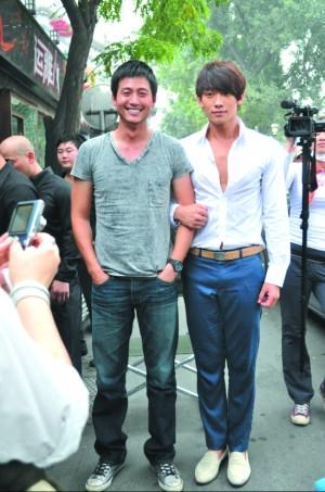 韩星最难忍的屈辱:男星的身高女星的旧照(图)