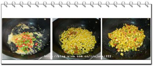 金沙玉米 - 小芊芊 - 小芊芊