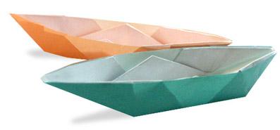 各种折纸方法图解 - 梧桐树 - 梧桐树的博客