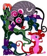 正月十二,老鼠娶亲 - 余音 - 汀兰小居