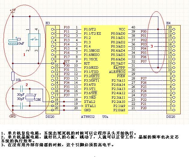 学习单片机第四步:单片机工作的基本原理 - pandong_happy - 星信的博客