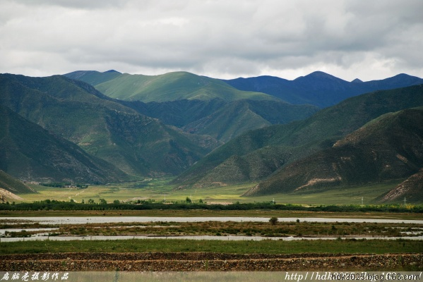 [原创摄影]西藏.林芝.沿途风景(一)8P - 扁脑壳 - 感悟人生