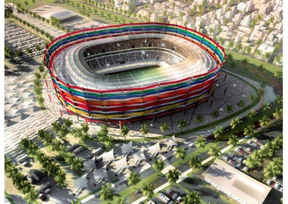 阿尔-加拉法体育场