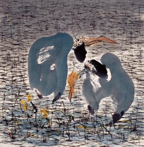 观路 - 苏文 - 中国当代美术家——路中汉