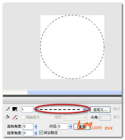 如何用photoshop画虚线,如何使用photoshop画出虚线的