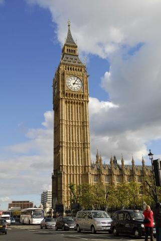伦敦的建筑特色 - pwezxjg - 凝听静思