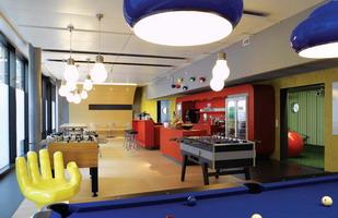 Google 苏黎世办公室--放肆的享乐主义 - 外滩画报 - 外滩画报 的博客
