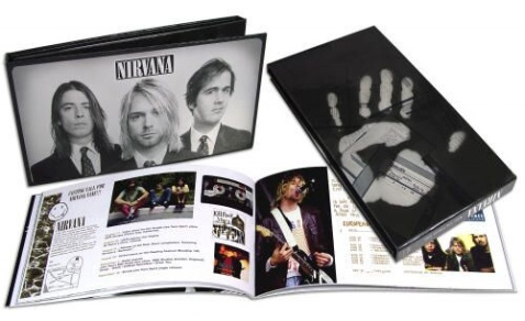 Nirvana - With The Lights Out 3CD (2004) - ﹑Neverever. - 傻逼乐园
