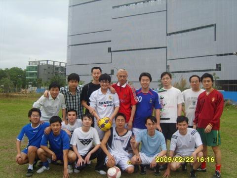 深圳,踢球,纪念 - PAOLO YONG - PAOLO YONG 的私人空间