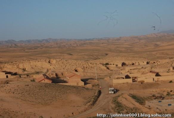 2009年甘肃支教总结--古浪黄莽塘小学【林子支教视线】 - 西部旅行者 - 在贫困中寻找力量