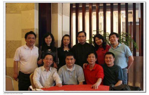 五一期间与中、小同学聚会部分照片 - 彭中天 - 彭中天的博客