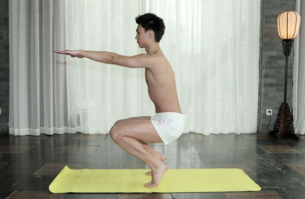风靡世界的高温瑜珈26式  - tesqingdaoxiaoge - 青岛小哥—男人的世界