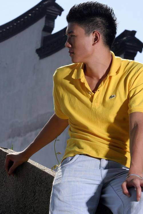 CCTV大赛男模选手照片选登--- 张凯 (浙江赛区季军) - rjxkfi258 - rjxkfi258的博客