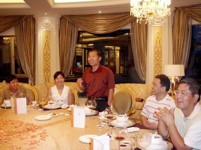 工作室北京总部乔迁晚宴侧记 - 王志纲工作室 - 王志纲工作室
