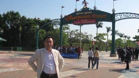 我的2008年香港行 - 美的摇篮 - 美的摇篮