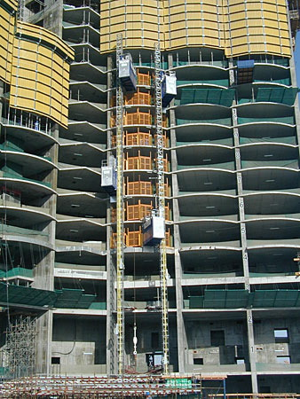 世界第一高楼-迪拜塔造价、成长全过程 - 秋天 - 秋天