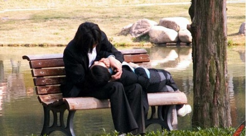 经典情侣的幸福生活瞬间[图文]  - 心灵之约 - .