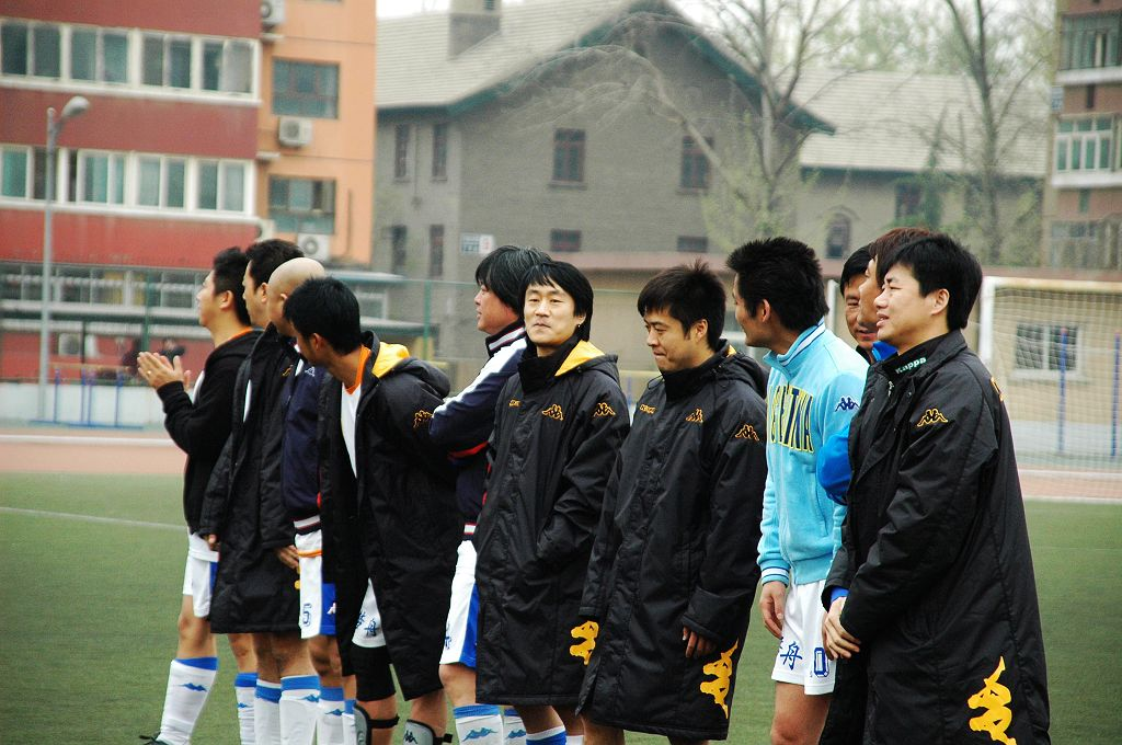 大战梦舟足球队 - 赵宁宇 - 赵宁宇 乌衣巷里醉平生