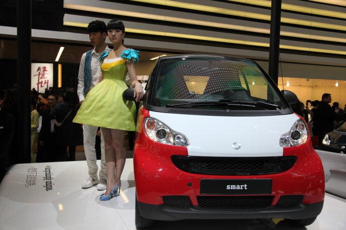 """去""""2010第十一届北京国际车展""""看名车美女(… - 懒蛇阿沙 - 懒蛇阿沙的博客"""
