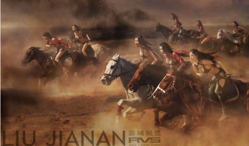 五月《男人装》四周年----圣火征途 - 刘嘉楠 - liujianan1977 的博客