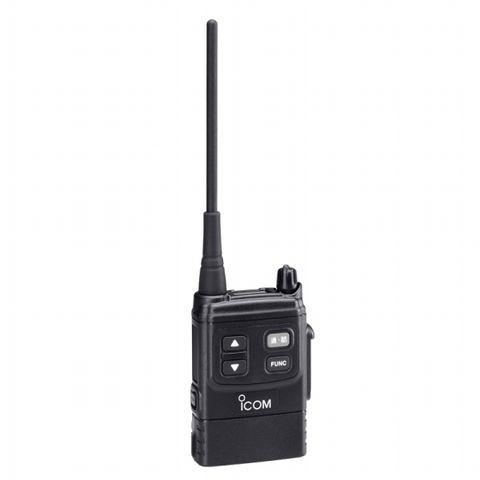 ICOM 發布新型、具備JIS7級防水的業務機型 - BD7PA - BD7PAのアマチュア無線の専門誌