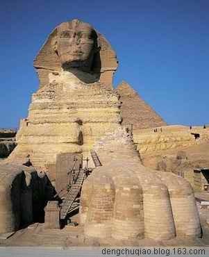 科学家提出惊人见解:金字塔的巨石是人造 - 邓楚翘 - 邓楚翘的博客