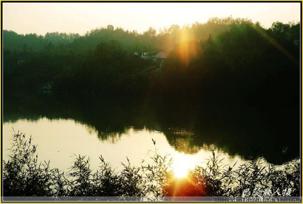 [原]风光摄影:岳阳风光《平江纯溪2》30p - 巴陵散人 - 巴陵散人影室
