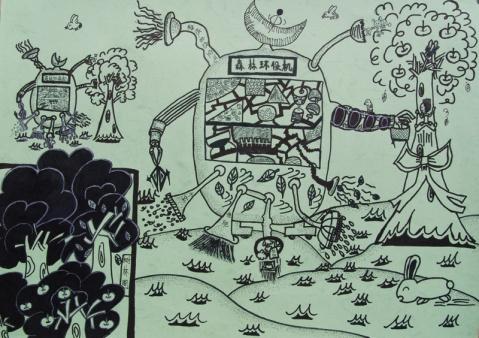 罗湖区第七届科技信息节科幻画比赛获奖名单 - 文章老师 - 大画文章