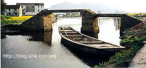 绍兴古桥.绍兴县齐贤镇古桥遗存共24座!(转) - 河山 - 河 山 de boke