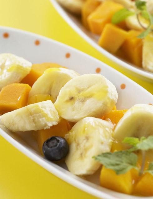 吃香蕉减肥法 月瘦18斤 (图) - runze118 - runze118的博客