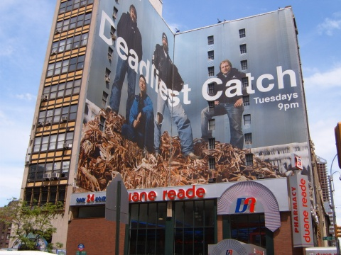 纽约时代广场照片 - 叶红 - 给自己一个理由,让自己活得更精彩