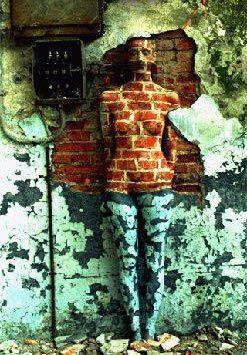 唯美人体彩绘 - 令冲冲 - 飞越梦想