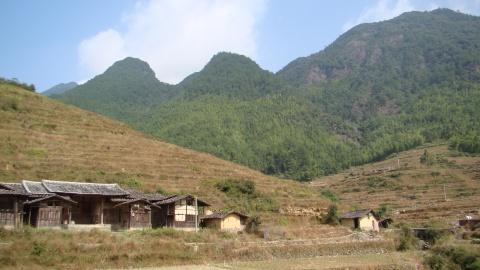 新村--李山--东里--猛虎——戴云乡村游 - 老陶 - 行走时光