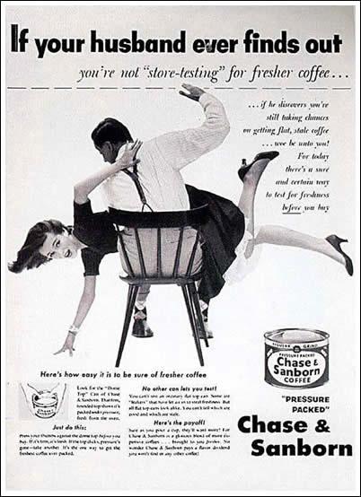 [digg] 10个可怕的老广告 - 李二嫂的猪 - 翱翔的板儿砖