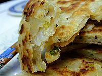 葱花饼---(11种中式家常面饼打造北方全能型主妇) - 可可西里 - 可可西里
