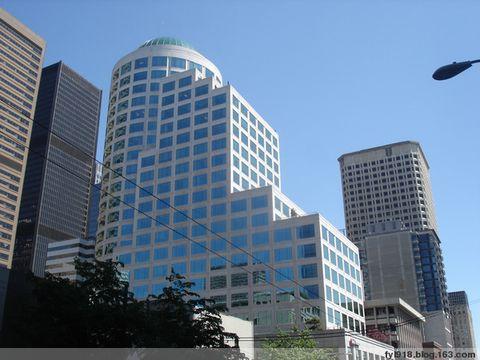 到西雅图观光(5):市容市貌 - 阳光月光 - 阳光月光