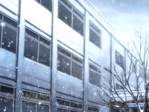 CLANNAD AS 09 この学校は、好きですか? - njken2006 - Ive no sekai