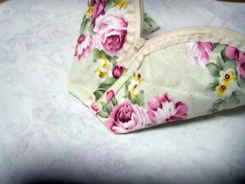 小妻布艺手工----棉麻粉色系列(2)(附简单做法) - 开心如意 - 开心如意的博客