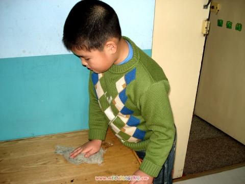 三月份幼儿习惯礼仪养成教育小结——大班