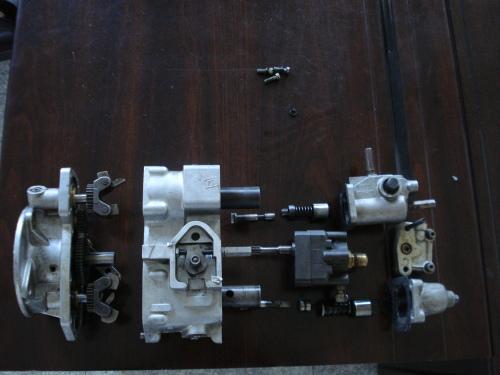 PT燃油泵的照片 - 泰安试验台 - 喷油泵试验台专业生产厂家出口基地新宝地