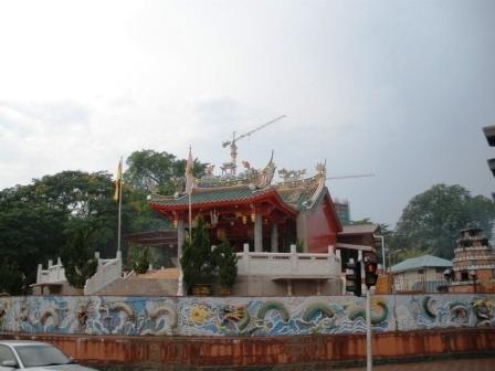 我在去婆罗洲的路上 - 老虎闻玫瑰 - 老虎闻玫瑰的博客