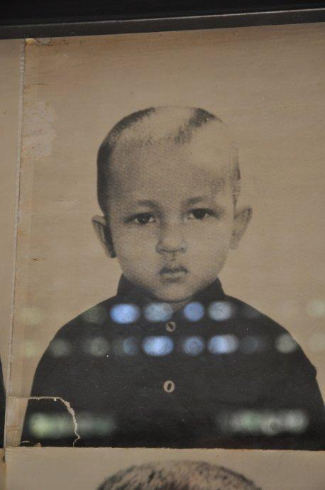 红色高棉罪恶馆(未完待续) - 陶东风 - 陶东风